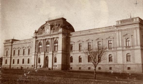 STARI KRAGUJEVAC - Znamenita mesta, stara zdanja i objekti - OKRUŽNO NAČELSTVO
