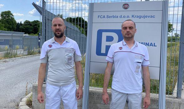 """Štrajkački odbor: Ministarka obećala da će se uključiti u rešavanje spora sa fabrikom """"Fiat plastic"""""""