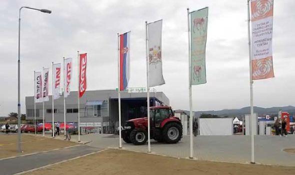 Pripreme za Šumadijski sajam poljoprivrede, nadmetanje za ugostiteljski šator