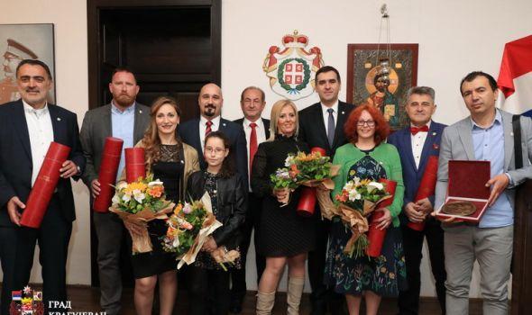 Svečanom sednicom u Staroj skupštini i dodelom Đurđevdanskih nagrada obeležen Dan grada (FOTO)