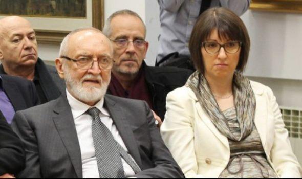 Svetosavske nagrade Miodragu Lukiću i Mariji Stanić (FOTO)