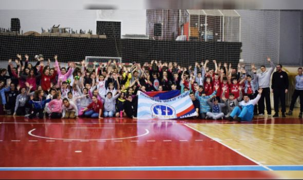 "Svetosavski turnir ""Kragujevac 2020"" u hali ""Jezero"""