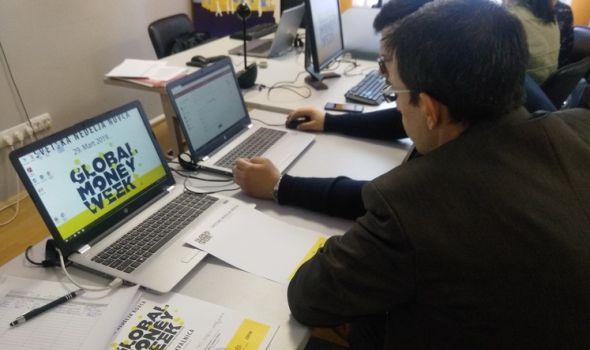 "Igranjem ""Coin&Fund"" onlajn simulacije poslovanja obeležena Svetska nedelja novca"