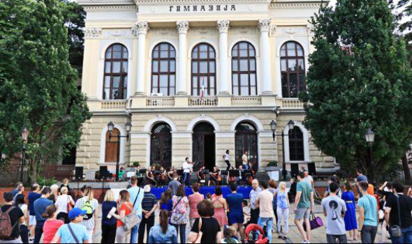 Obeležen Svetski dan muzike na Đačkom trgu