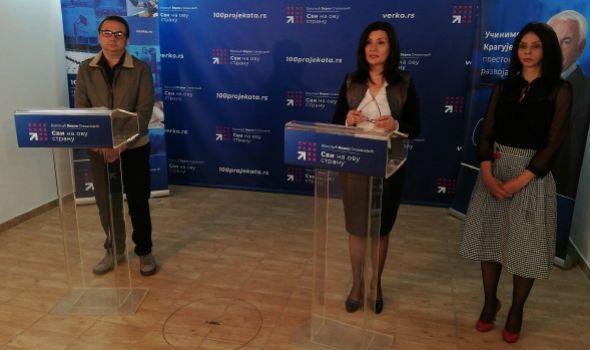 Svi na ovu stranu: Kragujevac učiniti regionalnim centrom za kulturu, u planu izgradnja nove zgrade teatra