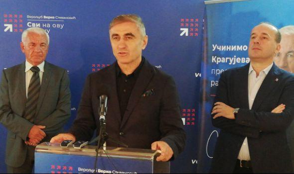 Boško Đurovski: Kragujevčani, podržite Verka