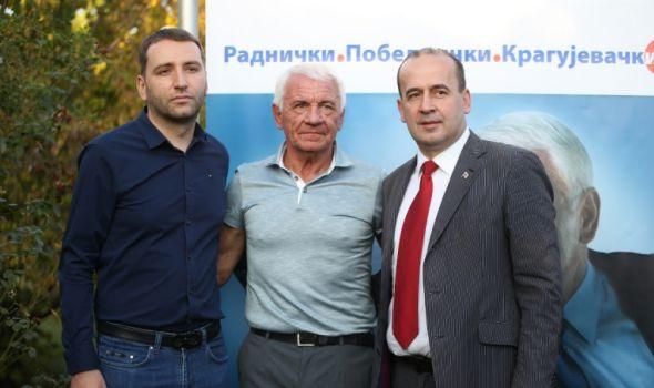 """Startovala kampanja """"Svi na ovu stranu"""": Vratiti Kragujevac na mesto koje mu pripada (FOTO/VIDEO)"""