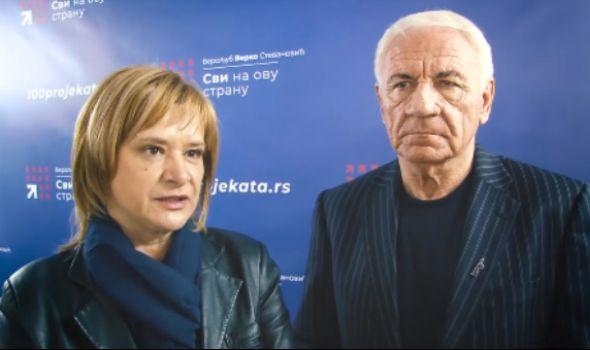 Snežana Živanović Katić na ovoj strani (VIDEO)