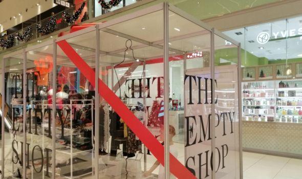 The Empty Shop: Za 12 dana donirano više od TONE garderobe, porodice već preuzimaju pomoć