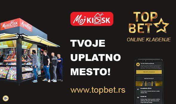 Top Bet - Top usluga
