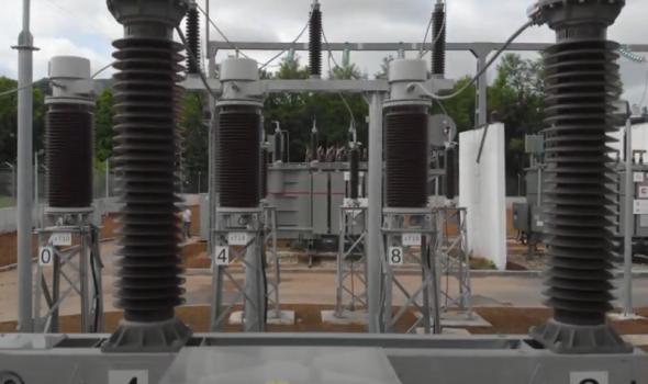 Dogradnja i opremanje dalekovodnog polja, dela Transbalkanskog koridora za prenos električne energije