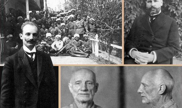 """Film """"Tragovima svedoka"""" o Vasiliju Vitaljeviču u biblioteci"""