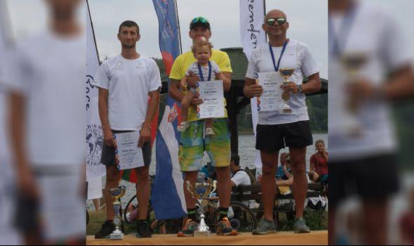 Trakić trijumfovao na Vlasinskom jezeru (FOTO)
