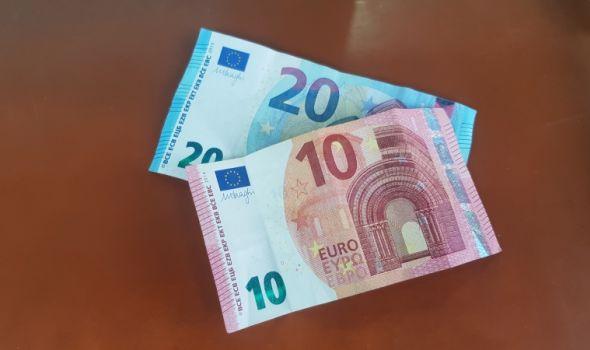 """Novčanu pomoć """"30+30 evra"""" primiće ukupno 5.864.073 građana"""