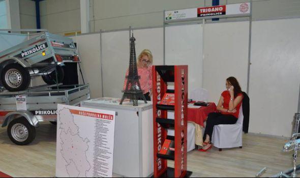Jesenja promocija TRIGANO PRIKOLICA širom Srbije (FOTO)