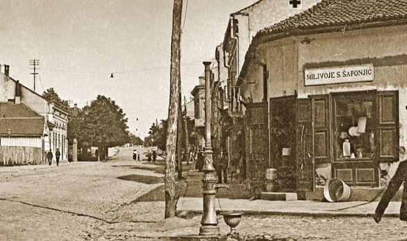STARI KRAGUJEVAC: Prigradska naselja - TRMBAS