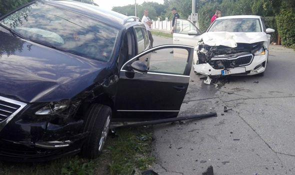 Udesi u Vinogradima i na Maloj vagi: Prevezeno 6 ljudi u Urgentni centar (FOTO)