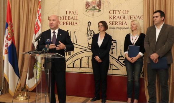 Kragujevac dobija Regionalni inovacioni startap centar, od države 20 miliona
