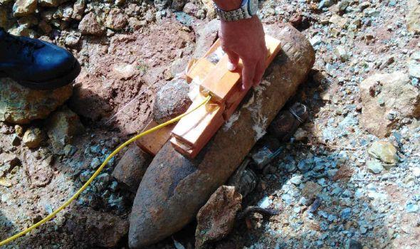 Uništeno SEDAM neeksplodiranih ubojnih sredstava (FOTO)