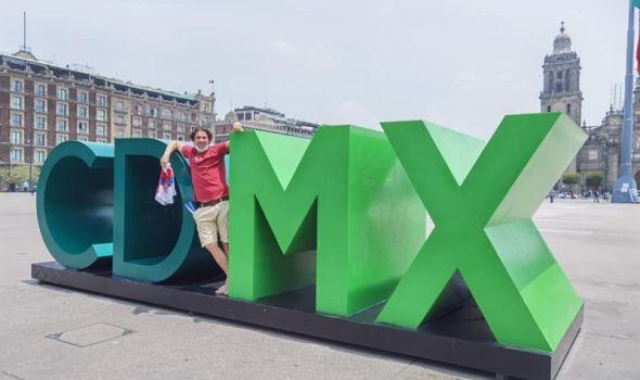 Ćuretove pustolovine po Meksiku - prvi deo (FOTO)