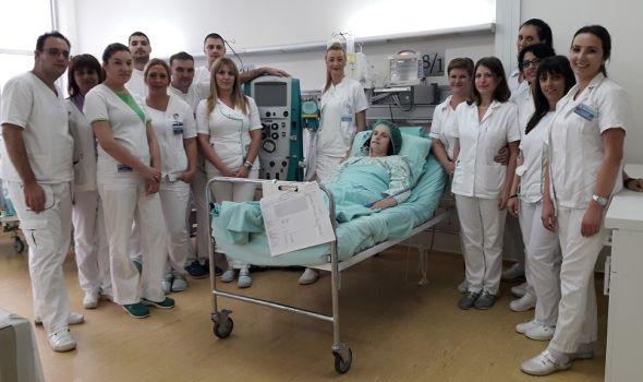 Kako je medicinski tim KC Kragujevac napravio podvig spasivši život trudnici sa gotovo izvesnim šansama da umre