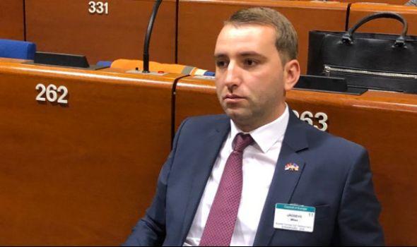 Urošević sledeće nedelje u Evropskom parlamentu u Briselu