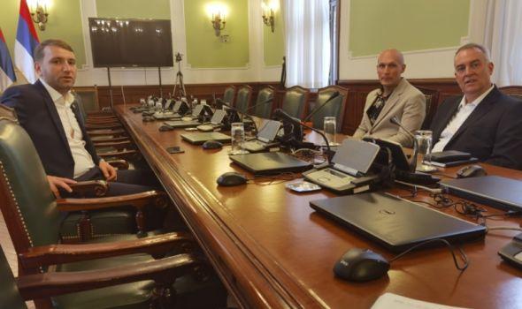 Narodni poslanik Milan Urošević ugostio članove organizacije Evropskog molitvenog doručka