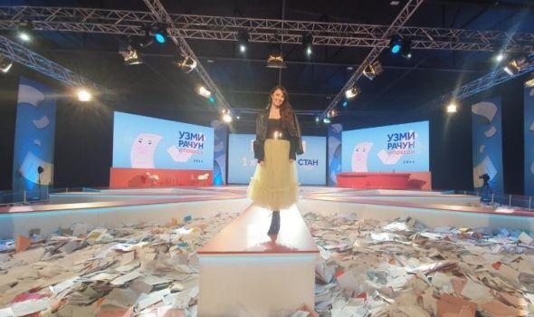 UZELA RAČUN I POBEDILA: Kragujevčanka dobitnica STANA u Beogradu