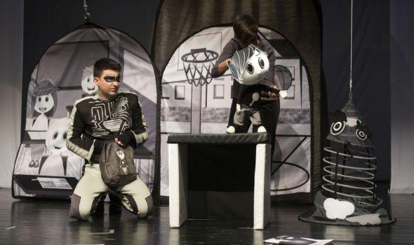 """Predstava """"Vanja"""" u Pozorištu za decu"""