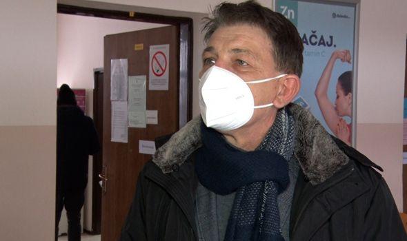 Antić: Bolja epidemiološka situacija, manje pregleda i novozaraženih