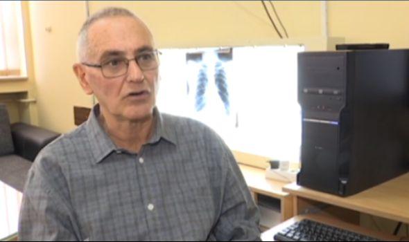 Spinalni hirurg iz Španije Norberto Ventura ponovo operiše u Kliničkom centru Kragujevac