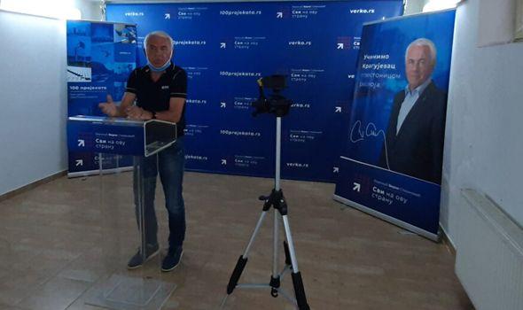 Verko: Agrarni budžet u Kragujevcu više ne postoji