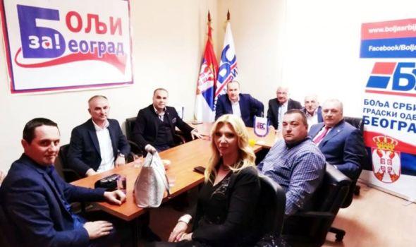 Stevanović demantuje promenu slogana, pojašnjava saradnju sa Boljom Srbijom