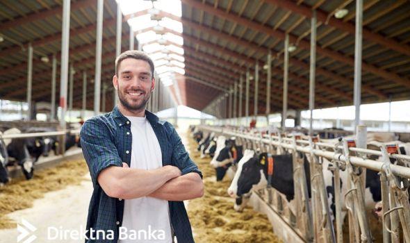 Celokupna ponuda Agro kredita Direktne Banke na Šumadijskom sajmu poljoprivrede