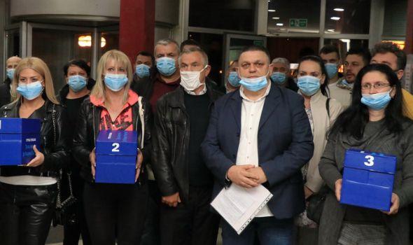 """Ipak u izbornoj trci: PROGLAŠENA lista """"Dela, a ne reči – Dr Vladica Stanojević"""""""