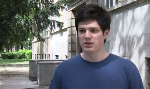 Kragujevčanin Vladimir Barać dobitnik nagrade SANU za najbolјi master rad