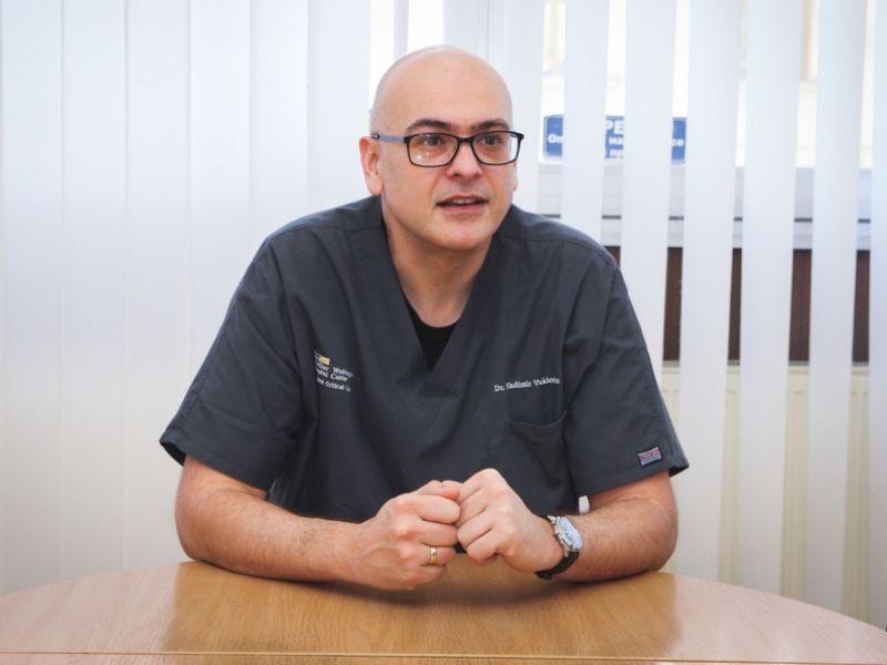 Intervju: VLADIMIR VUKIĆEVIĆ - Anesteziolozi su veoma priznati od strane kolega, a od zajednice daleko manje