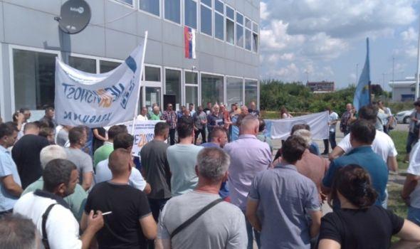 Bez sastanka Nikolića i radnika Vodovoda, desetak zaposlenih počinje ŠTRAJK GLAĐU
