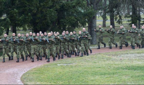 Uvođenje kragujevačkih omladinaca u vojnu evidenciju