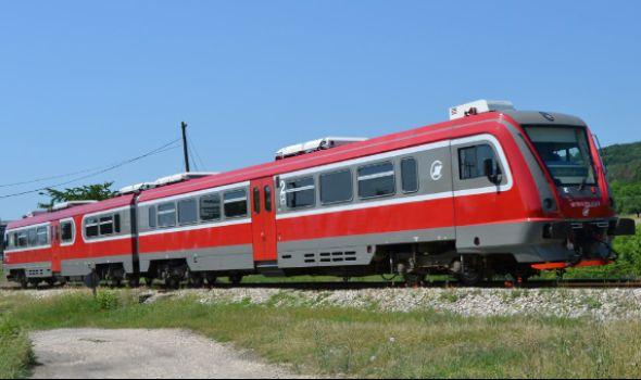 Voz ponovo staje u Resniku, do Kragujevca za 15 minuta