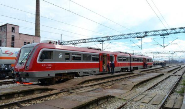 Pruga Kragujevac-Lapovo spremna za vozove: Železnicom do Beograda za tri sata, autobusom upola manje