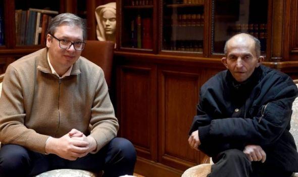 Vučić nakon razgovora sa Đorđem Joksimovićem: Verujem u pravdu i uveren sam da će Lara, Beba i Maja biti srećne
