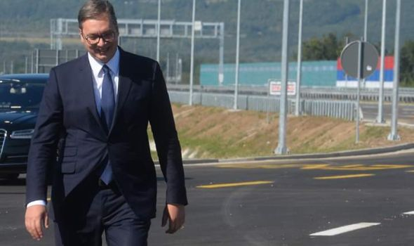 """Vučić najavio izgradnju ŠUMADIJSKOG AUTO-PUTA """"Vožd Karađorđe"""""""