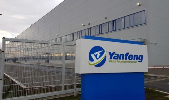 Završen novi pogon kompanije Yanfeng, u toku zapošljavanje