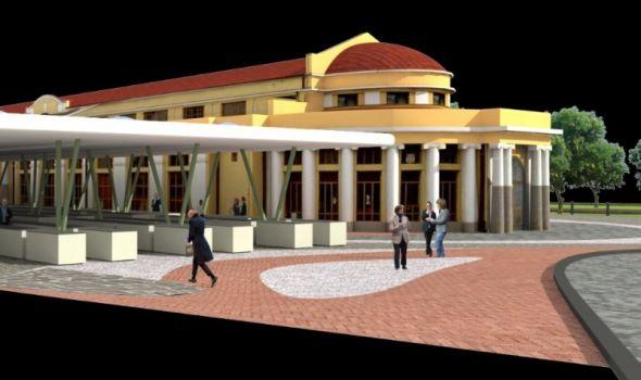 Novo prolongiranje roka završetka rekonstrukcije Gradske tržnice