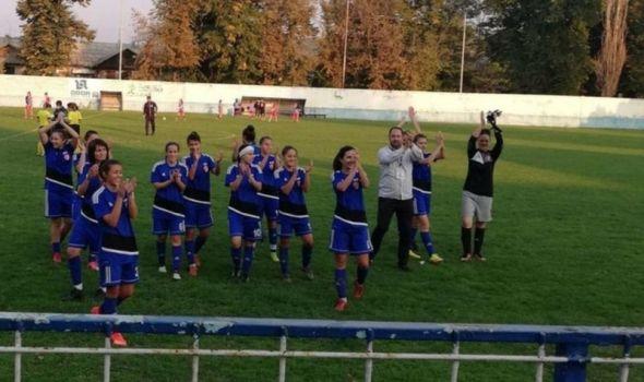 Fudbalerke Radničkog 1923 konačno upisale pobedu u Super ligi Srbije