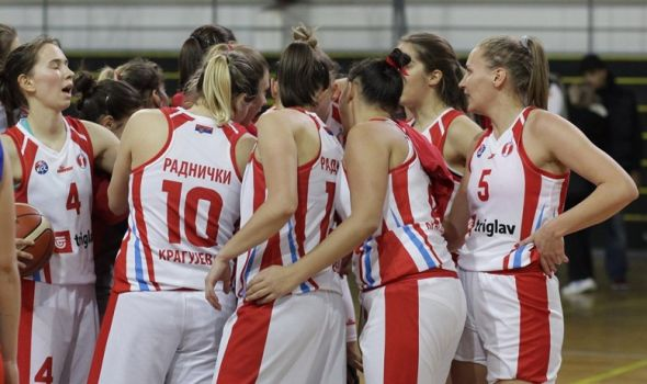 Kragujevčanke odlučne u nameri da iznenade šampiona