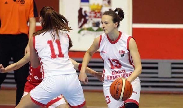 Košarkašice Radničkog protiv Kraljeva potvrđuju opstanak u ligi