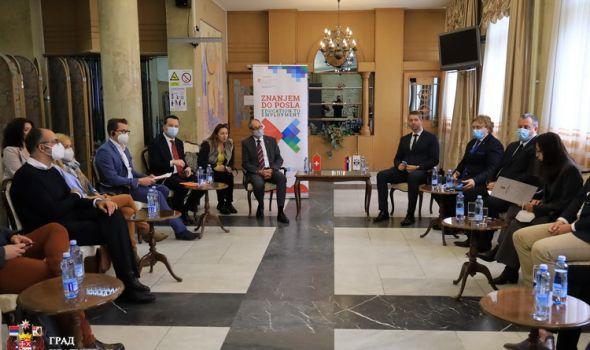 """Švajcarsko-srpskim projektom """"Znanjem do posla"""" 180 mladih biće spremno za nova radna mesta"""