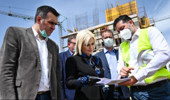 Država u Kragujevcu gradi blizu 1.000 jeftinih stanova (FOTO)